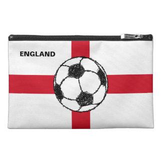 England Flag   Football Ball Travel Accessory Bags