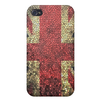 England flag for margaret thatcher iPhone 4/4S cases