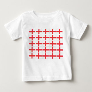 England Flag Infant Tee Shirt