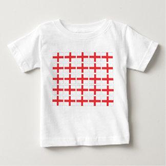 England Flag Infant Tee Shirt