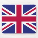 England Flag Mousepads