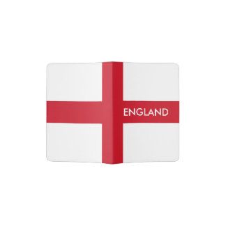 England flag passport holder | English pride