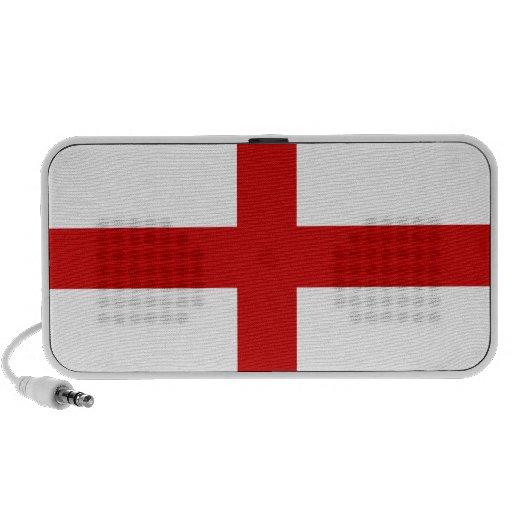 England Flag Mini Speakers