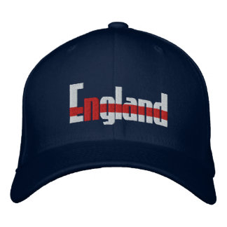 England flag St. Georges flag Embroidered Hat