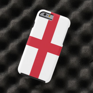 England flag tough iPhone 6 case