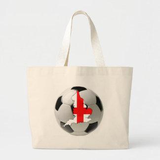 England football tote bags
