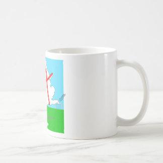England Football England Kicks For Goal! Coffee Mug