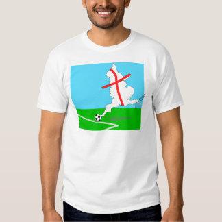 England Football England Kicks For Goal! Tshirts