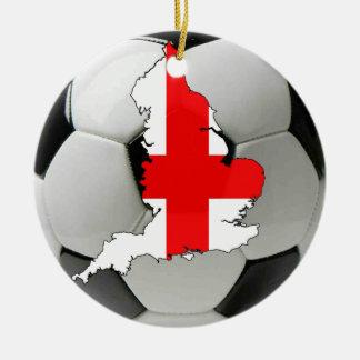 England football ornament