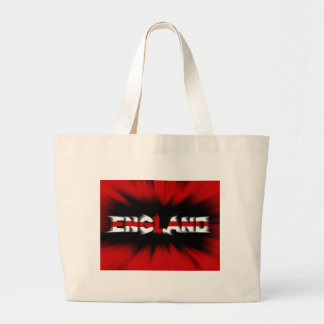england football soccer team canvas bag