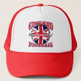 England Football Union Jack Gear Trucker Hat