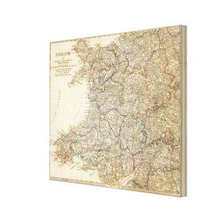 England II Canvas Print