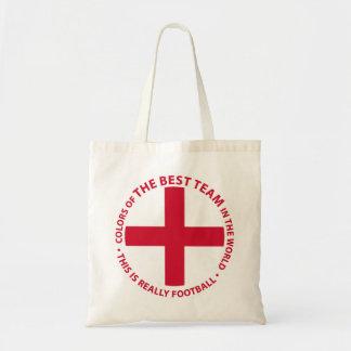 England - Inglaterra Art Shield Budget Tote Bag