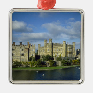 England, Kent, Leeds Castle Christmas Ornament