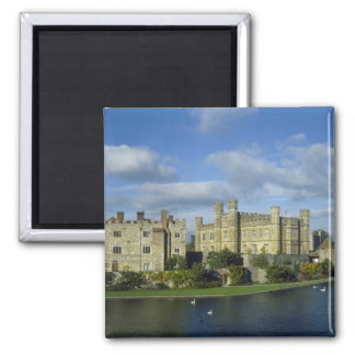 England, Kent, Leeds Castle Square Magnet
