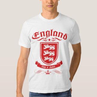 ENGLAND - Kings of Football T Shirts