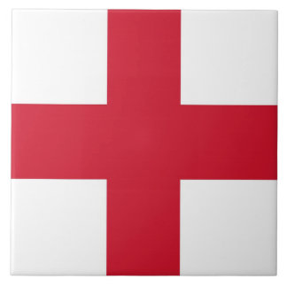 ENGLAND LARGE SQUARE TILE