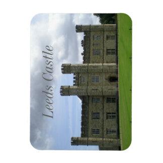 England Leeds Castle Flexible Magnet