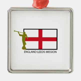 ENGLAND LEEDS MISSION LDS CTR CHRISTMAS ORNAMENT