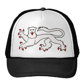 England Lion British Lion crest Mesh Hats