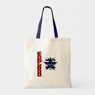 England logo 1966 star South Africa soccer gear Canvas Bags