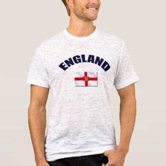 England logo st Georges flag gear T-Shirt