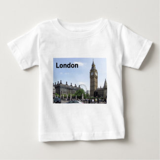 England London Big Ben (St.K) Baby T-Shirt