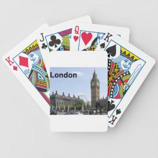 England London Big Ben (St.K) Bicycle Playing Cards