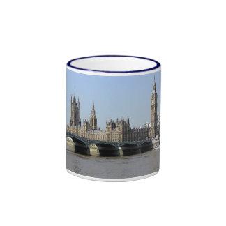 England London Houses of parliament Mug