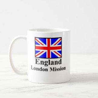 England London Mission Drinkware Basic White Mug