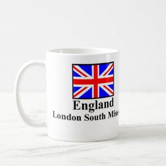 England London South Mission Drinkware Basic White Mug