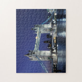England, London, Tower Bridge 3 Jigsaw Puzzle