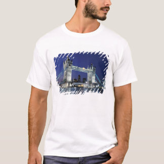 England, London, Tower Bridge 3 T-Shirt