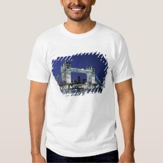 England, London, Tower Bridge 3 Tee Shirt