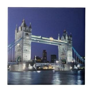 England, London, Tower Bridge 3 Tile