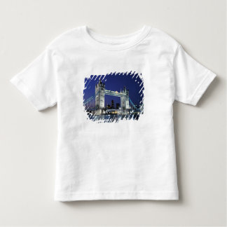 England, London, Tower Bridge 3 Toddler T-Shirt