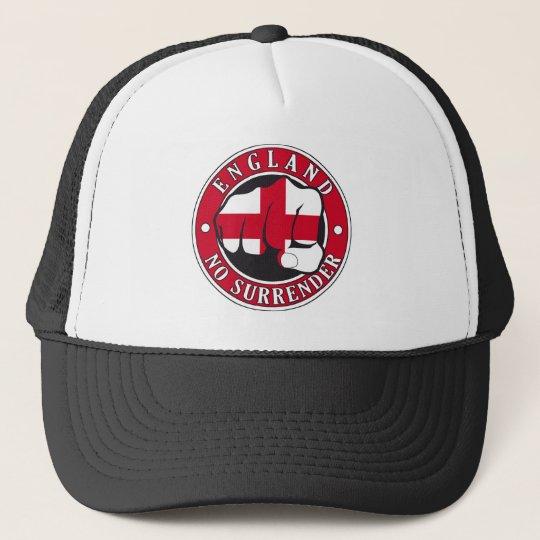 """England """"No Surrender"""" Fist Trucker Hat"""