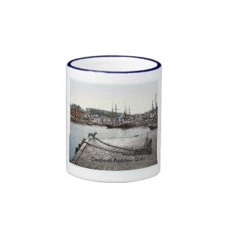 England  Padstow Quay  Mug