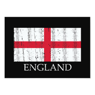 England Party Invitation