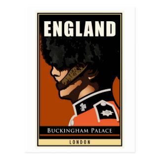 England Post Card