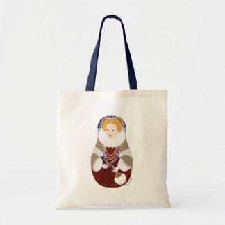 England Queen Elizabeth I Matryoshka Bag