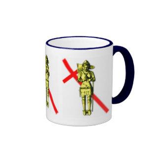 England Ringer Coffee Mug