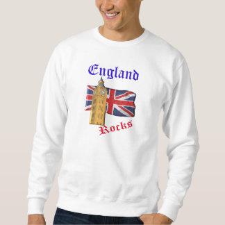 England Rocks Pullover Sweatshirts