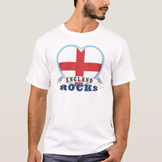 England Rocks T-Shirt