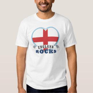 England Rocks Tshirts