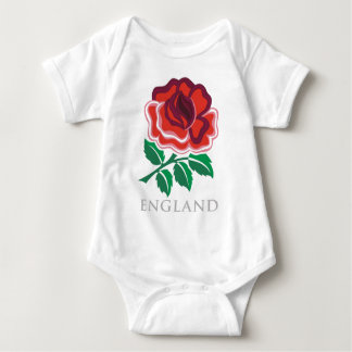England Rugby Baby Bodysuit