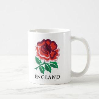 England Rugby Coffee Mug