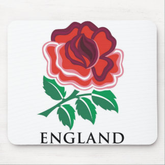 England Rugby Mouse Pad
