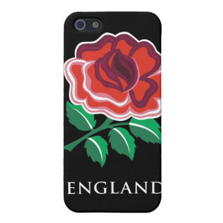 England Rugby Rose iPhone 5 Case
