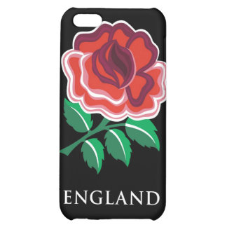 England Rugby Rose iPhone 5C Covers